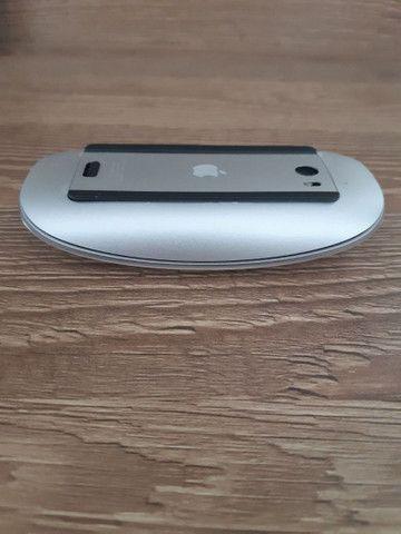 Magic mouse Apple com pilhas recarregáveis  - Foto 5
