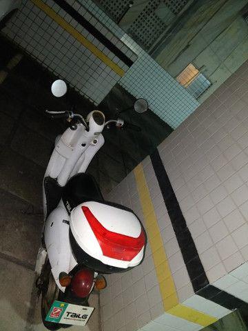 Bicicleta/moto Elétrica sem cnh baixei pra vender e pegar em candeias  - Foto 4