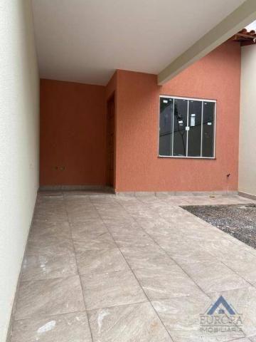 Casa com 2 dormitórios à venda, 76 m² por R$ 190.000 - Jardim São Paulo - Londrina/PR - Foto 2