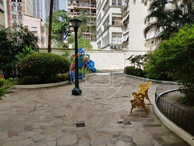 Apartamento à venda com 2 dormitórios em Botafogo, Rio de janeiro cod:873115 - Foto 16