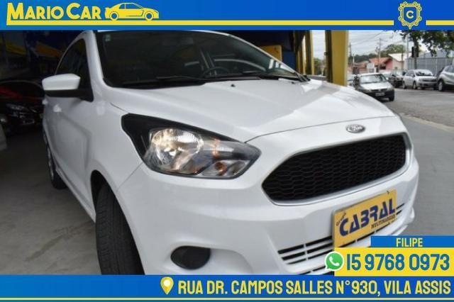 Ford Ka 1.0 Completinho Muito Econômico - Foto 2