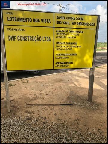 Loteamento pronto para construir em Itaitinga a 10 min de Messejana!! - Foto 16