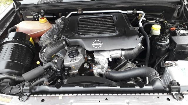 Frontier 2003/2003 se completa 4 x 4 turbo diesel motor MWM 2.8 - Foto 5