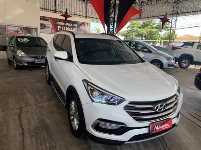 Hyundai Santa Fe  3.3L V6 4x4 5L GASOLINA MANUAL