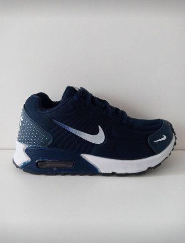 Tênis Nike Marinho Branco