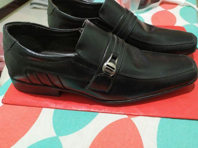 Sapato social Bertelli preto - Foto 3