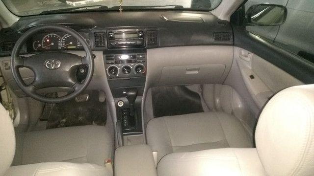 Corolla Fielder xei 1.8 flex aut. 2008 - Foto 3
