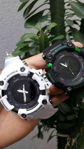 Relógio g shock R$80 aprova d'água  - Foto 2