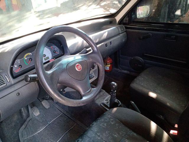 Fiat Uno Vendo Ou Troco (AR CONDICIONADO) - Foto 8