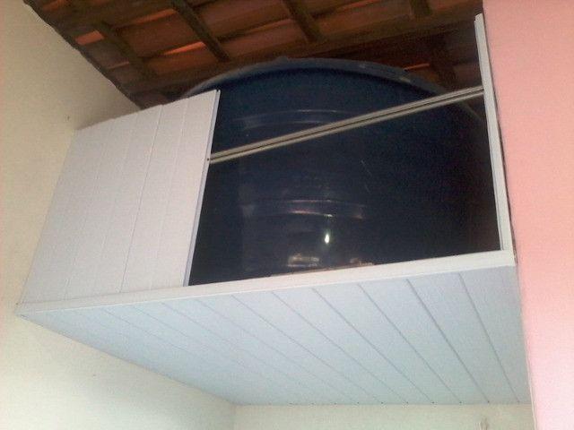 Forro de PVC Instalado - Foto 6