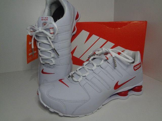 Nike Shox Aceitamos Cartões Auxílio Caixa Tem - Foto 5