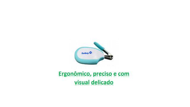 Cortador de unhas Bebe, Safety 1st, Anatômico - Foto 5