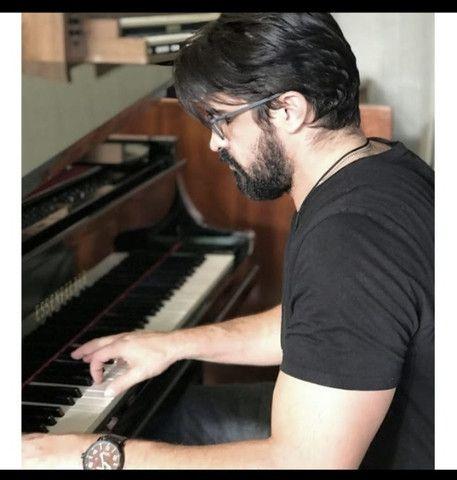 Aula de Música - Violão, Canto, Guitarra, Piano, Bateria e outros. - Foto 2