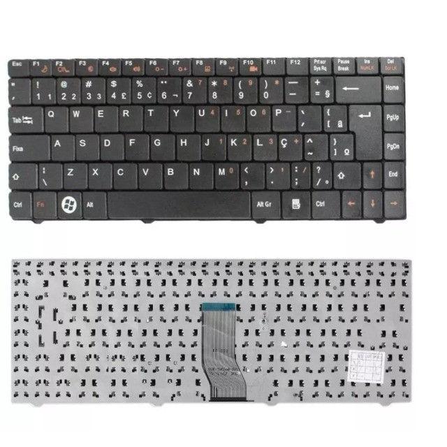 Teclado Notebook Semp Toshiba Is 1422