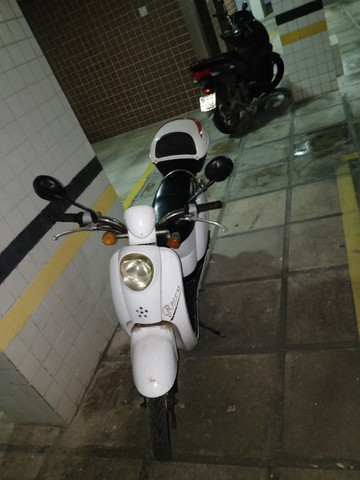 Bicicleta/moto Elétrica sem cnh baixei pra vender e pegar em candeias  - Foto 3