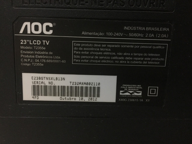 Tv LCD aoc 23? - Foto 3