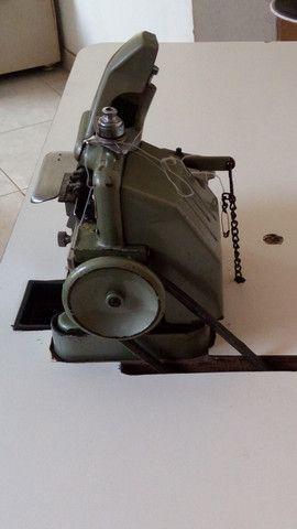 Máquina overlock semi industrial - Foto 6