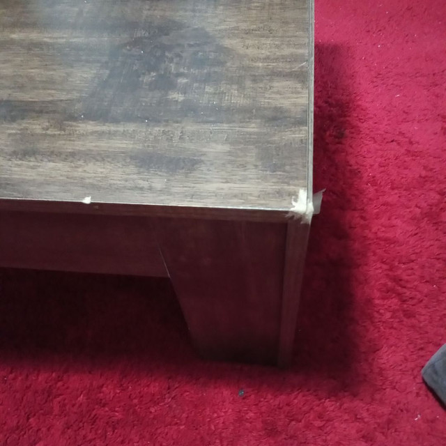 Vendo painel e mesa de centro 100%MDF - Foto 4
