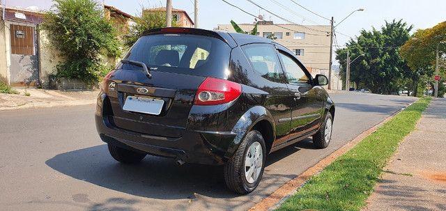Ka 1.0 2011 Flex Super Econômico -Aceito Troca - Moleza Só 599 de Parcela Financiamento - Foto 3