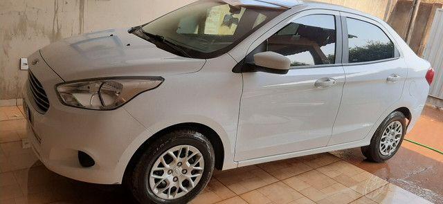 Ford Ka Sedam