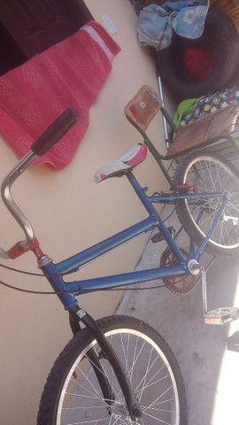 Vendo bike aro 20 semi-nova