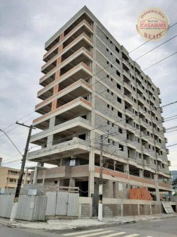 Apartamento com 1 dormitório à venda, 42 m² por R$ 212.150,00 - Balneário Flórida