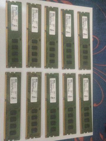 Memória DDR 3 de 1 G - Foto 2
