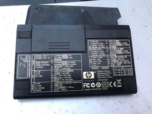 Calculadora HP financeira - Foto 4