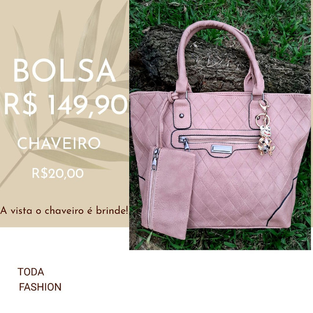 Bolsas Feminina - Foto 4