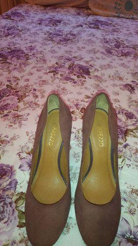 Sapato Arezzo Original bom.Leia a Descrição - Foto 3