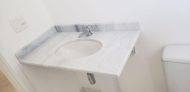 Pia granito, tanque louça, lavabo mármore, vaso sanitário  - Foto 2