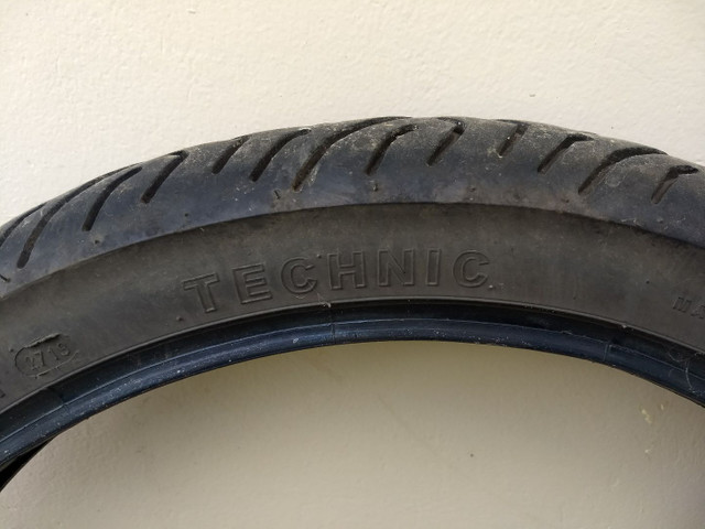 Par de pneus cg,ybr,cbx 150,200 - Foto 2
