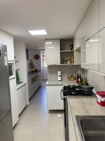 Vendo excelente apartamento pé na areia do Caribessa - Foto 3