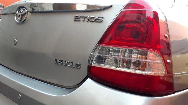 Toyota/ Etios 2018 AT - Foto 13