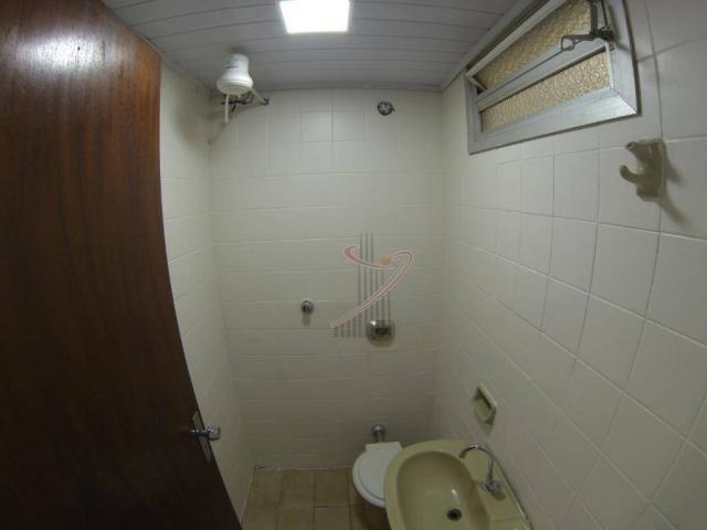 Apartamento com 4 dormitórios para alugar, 181 m² por R$ 1.650,00/mês - Centro - Foz do Ig - Foto 17