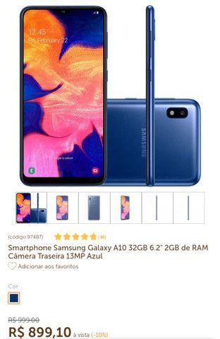 Samsung Galaxy A10 - Foto 4