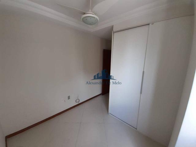 Apartamento à venda, 130 m² por R$ 440.000,00 - Itapuã - Vila Velha/ES - Foto 19