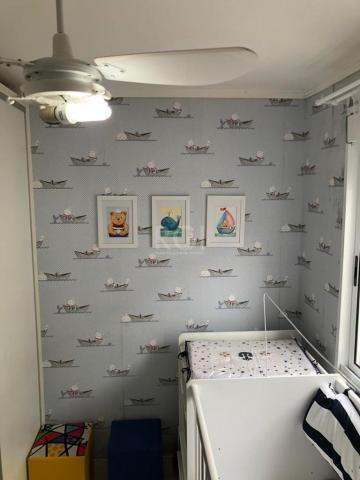 Apartamento à venda com 2 dormitórios em Cristal, Porto alegre cod:VP87617 - Foto 18