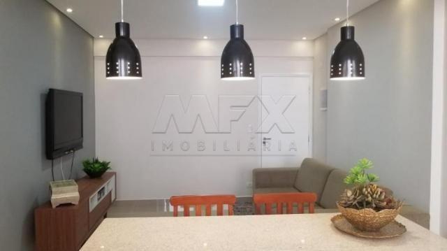 Apartamento à venda com 1 dormitórios em Centro, Sao vicente cod:V2049 - Foto 12