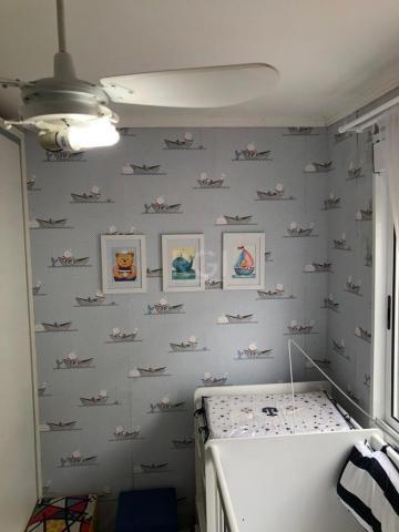 Apartamento à venda com 2 dormitórios em Cristal, Porto alegre cod:VP87617 - Foto 19