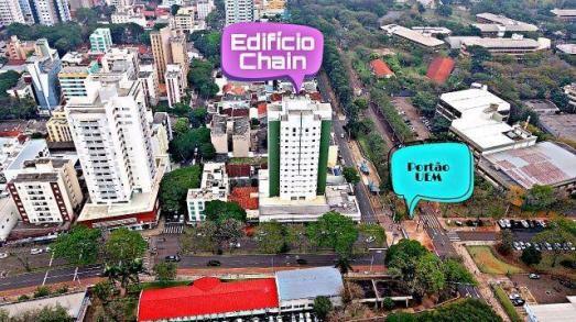 Locação | Apartamento com 21.37 m², 1 dormitório(s), 1 vaga(s). Zona 07, Maringá - Foto 2