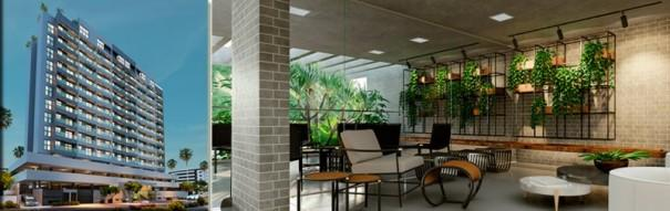 Liv Residencial - Apartamento em Lançamentos no bairro Ponta Verde - Maceió, AL