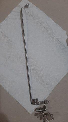 Dobradiça do Lcd Samsung Np300e5k Np300e5m - Apenas lado esquerdo! - Foto 2