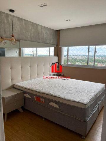 Mundi Resort, 96m², Mobiliado 100%, 14º andar, 3 quartos/suíte, 3 vagas - Foto 2