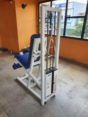 """COMBO"" Cadeira Extensora + Flexora ""PHYSICUS"" - Foto 5"