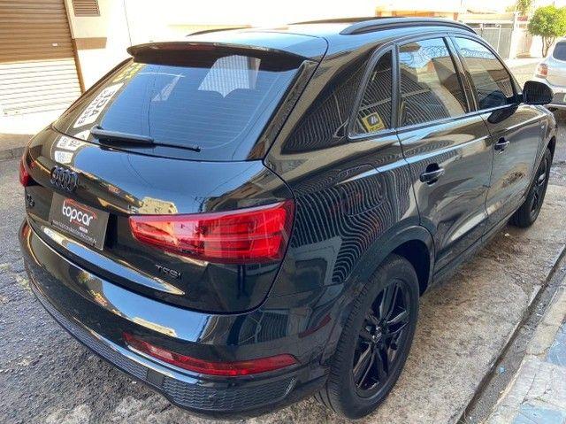Audi Q3 1.4 Black Edition 18/18 Muito Nova Impecável Extra!!!!  - Foto 4