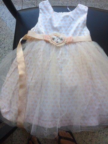 Vestido de infantil festa  - Foto 6