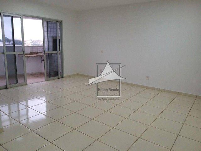 Apartamento com 3 dormitórios à venda, 135 m² - Ed. Meridien - Goiabeiras - Cuiabá/MT - Foto 3