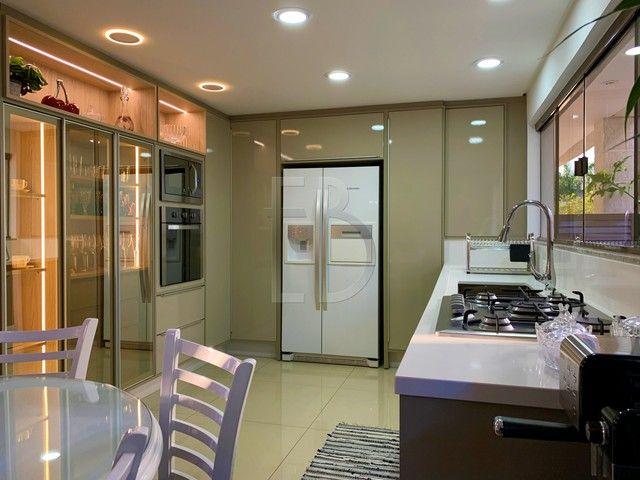 Casa de condomínio para venda com 585 metros quadrados com 5 quartos - Foto 14
