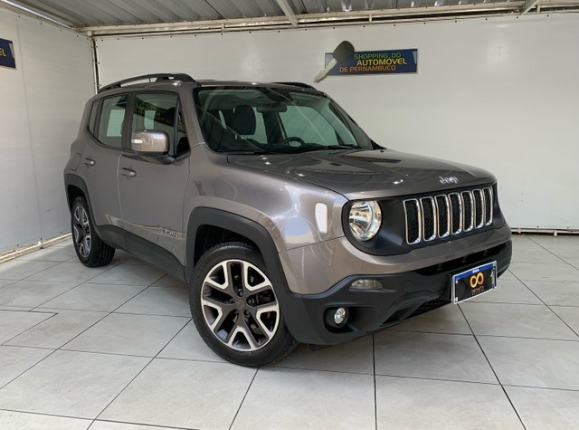 Jeep Renegade Longitude 1.8 aut. Flex 2019 // com garantia // ipva 2021 - Foto 2